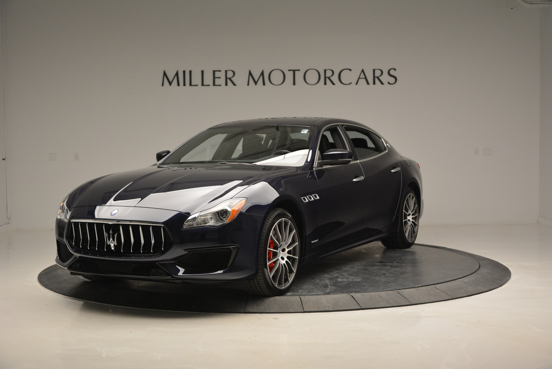 New 2017 Maserati Quattroporte S Q4 GranSport For Sale In Greenwich, CT