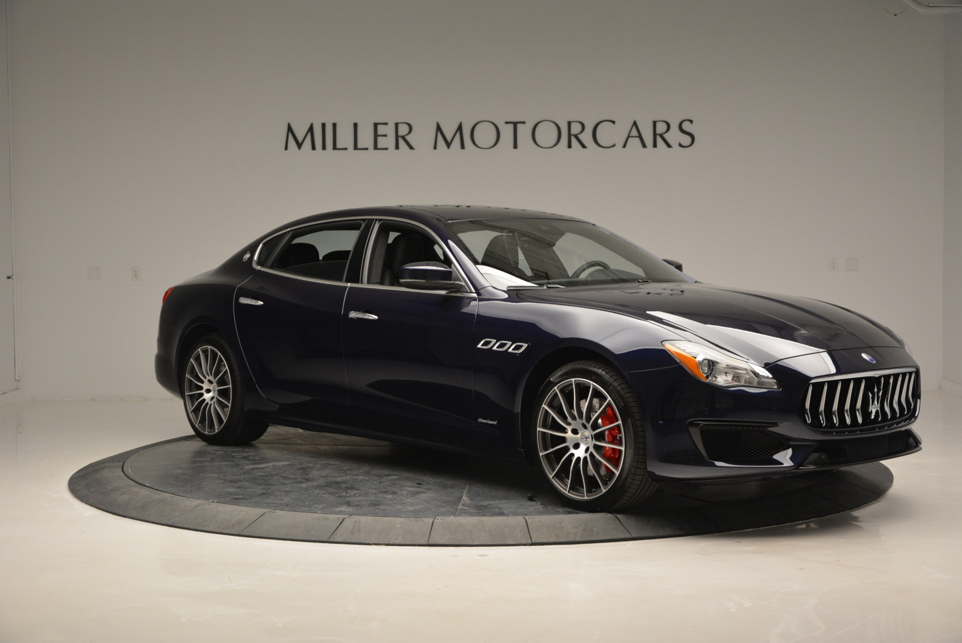 New 2017 Maserati Quattroporte S Q4 GranSport For Sale In Greenwich, CT 877_p10