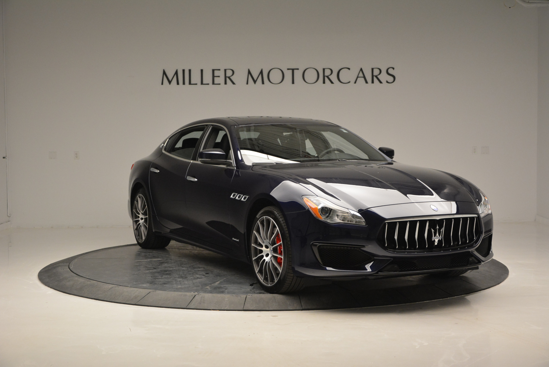 New 2017 Maserati Quattroporte S Q4 GranSport For Sale In Greenwich, CT 877_p11