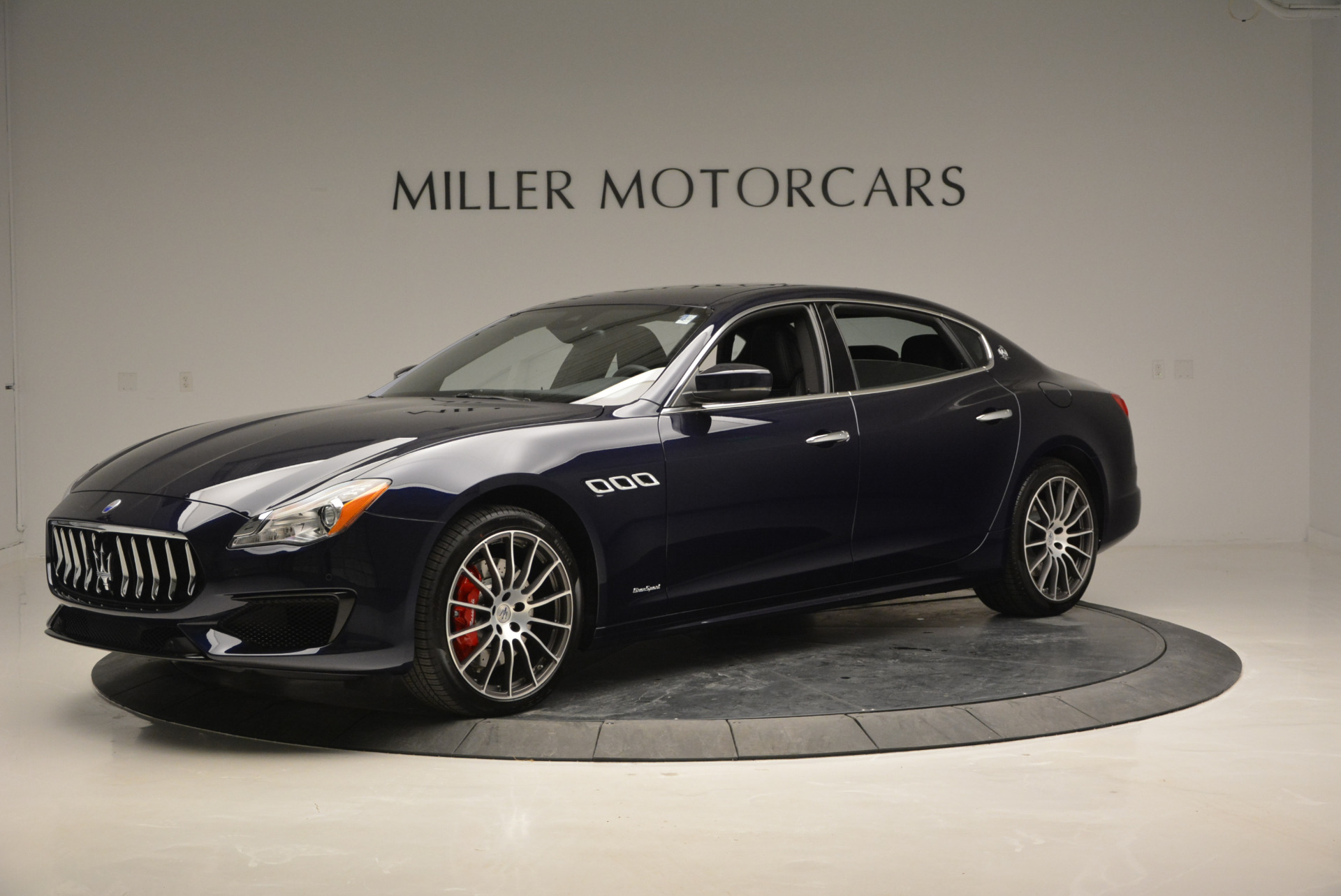 New 2017 Maserati Quattroporte S Q4 GranSport For Sale In Greenwich, CT 877_p2