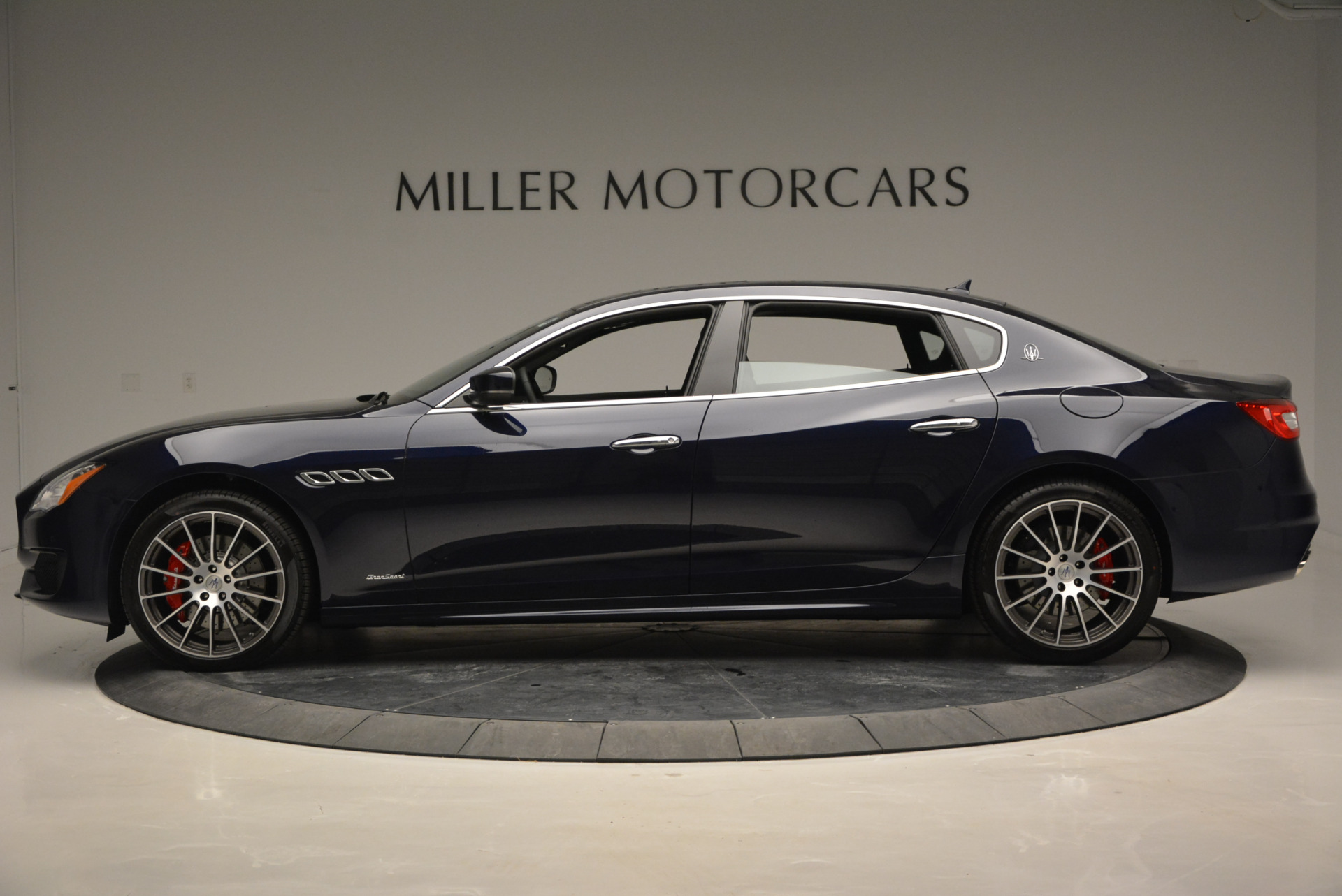 New 2017 Maserati Quattroporte S Q4 GranSport For Sale In Greenwich, CT 877_p3