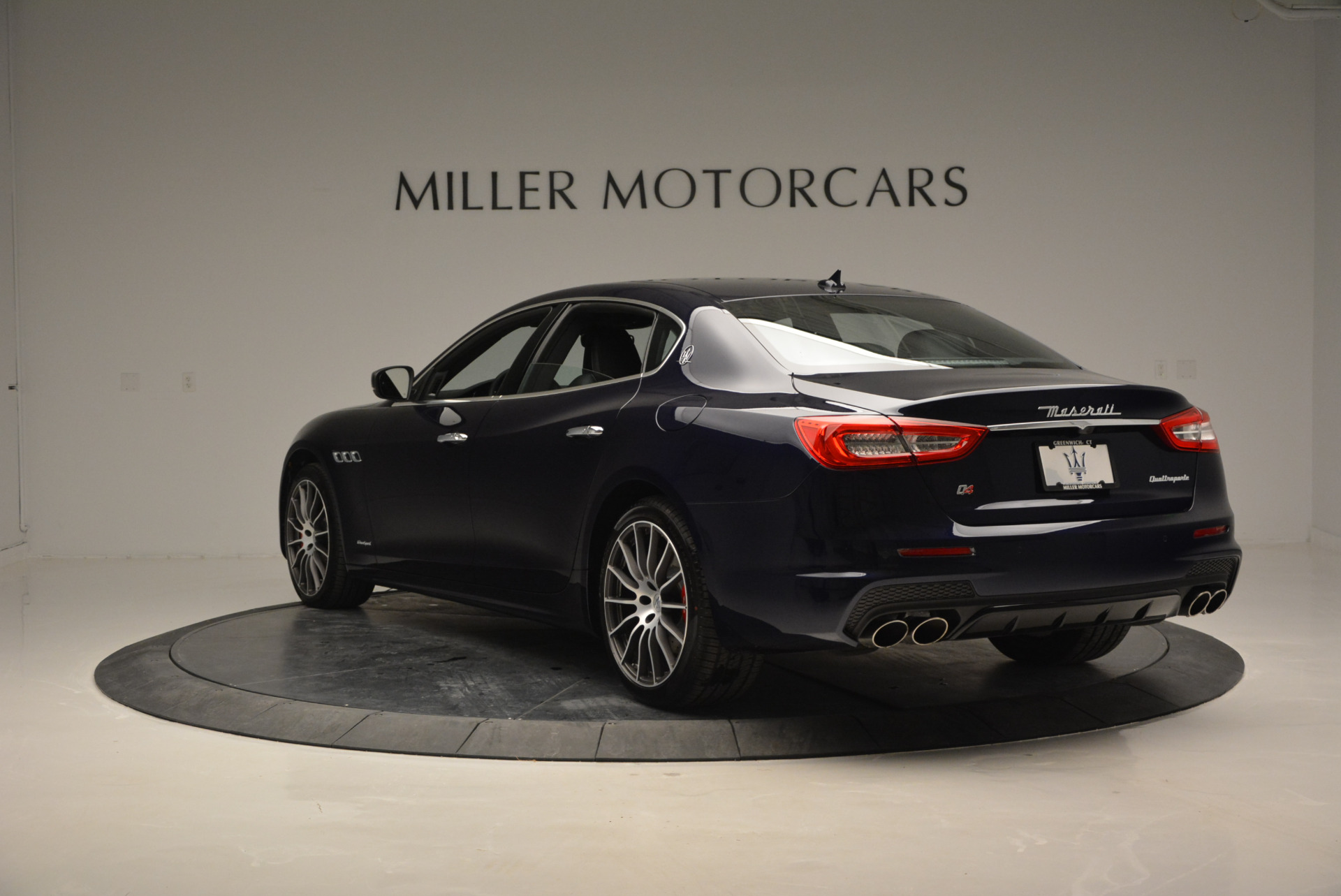New 2017 Maserati Quattroporte S Q4 GranSport For Sale In Greenwich, CT 877_p5