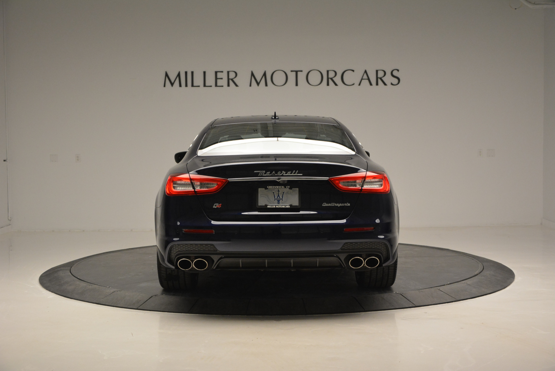 New 2017 Maserati Quattroporte S Q4 GranSport For Sale In Greenwich, CT 877_p6