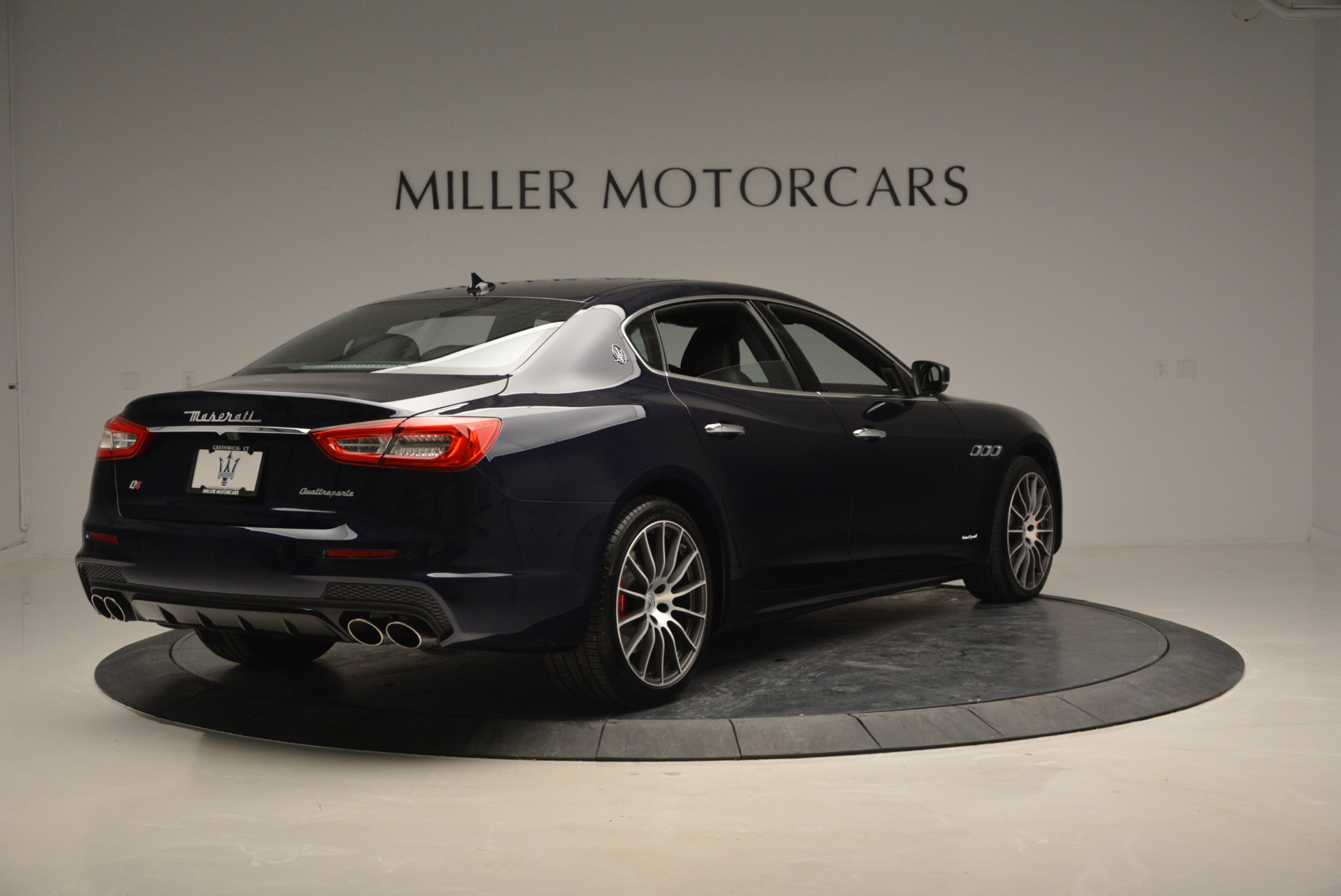 New 2017 Maserati Quattroporte S Q4 GranSport For Sale In Greenwich, CT 877_p7