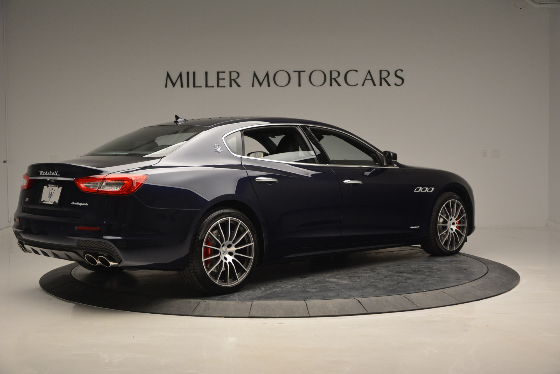 New 2017 Maserati Quattroporte S Q4 GranSport For Sale In Greenwich, CT 877_p8