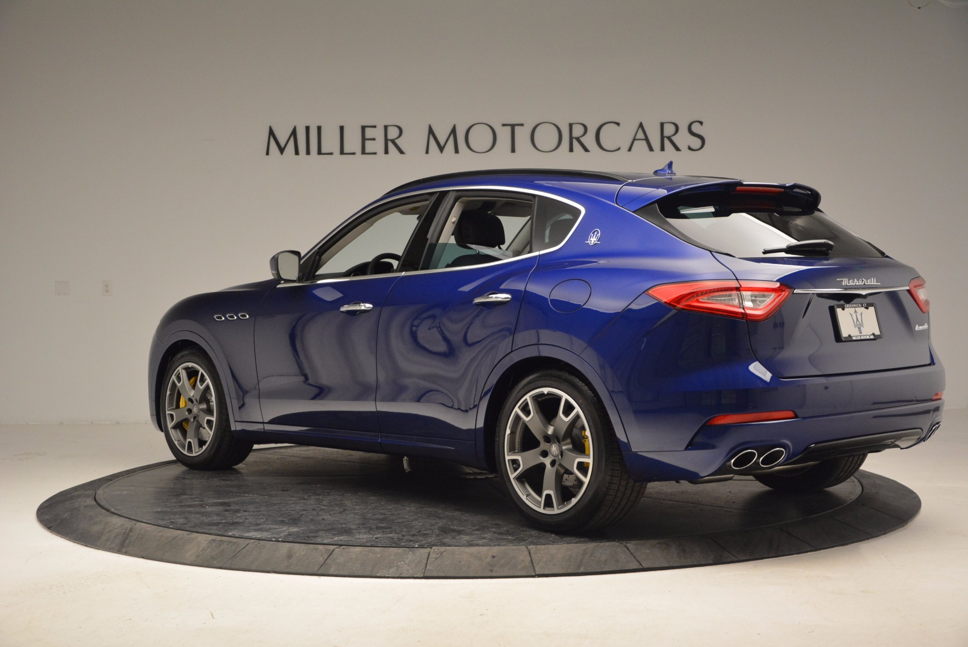 New 2017 Maserati Levante  For Sale In Greenwich, CT 878_p4