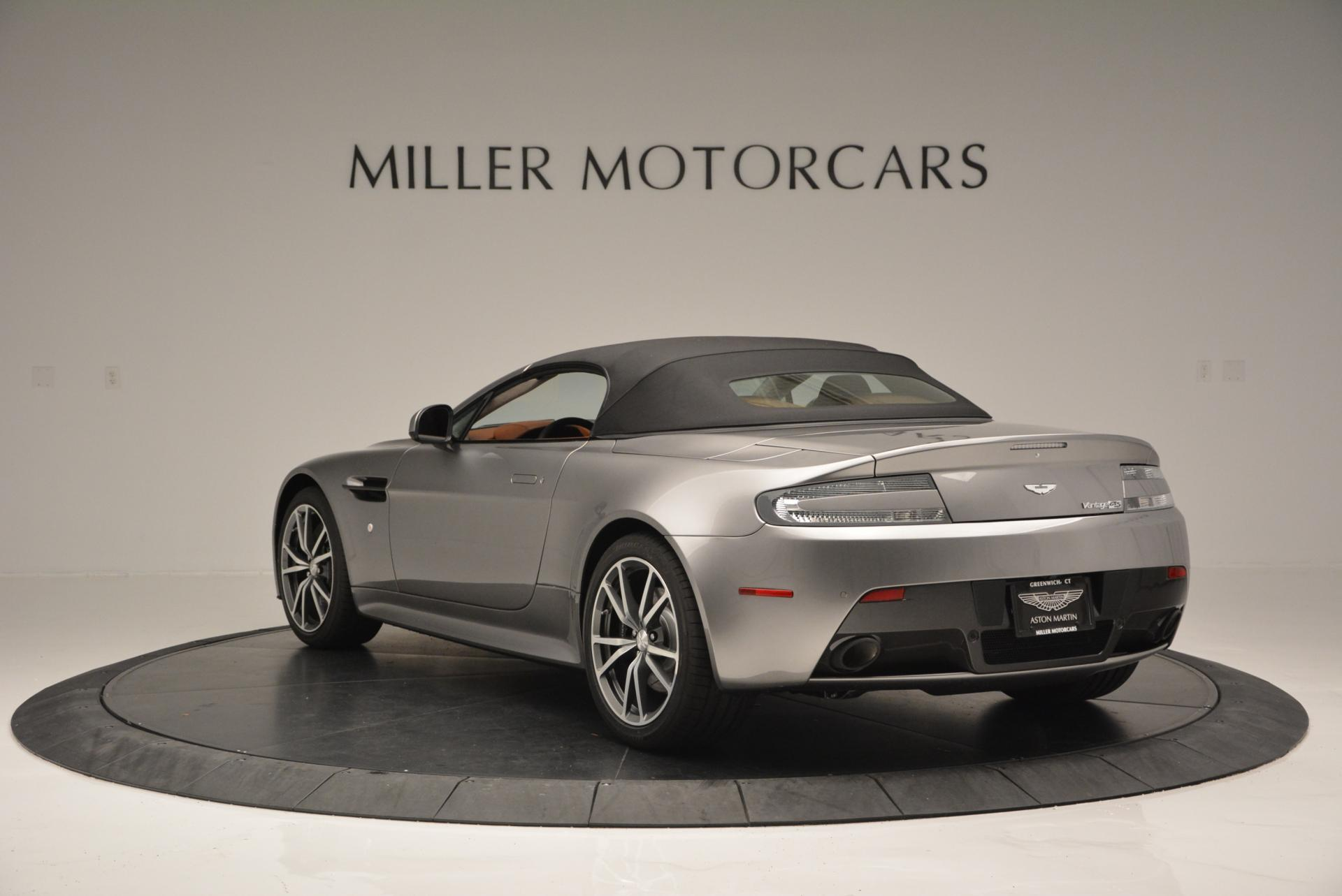 New 2016 Aston Martin V8 Vantage S  For Sale In Greenwich, CT 88_p17