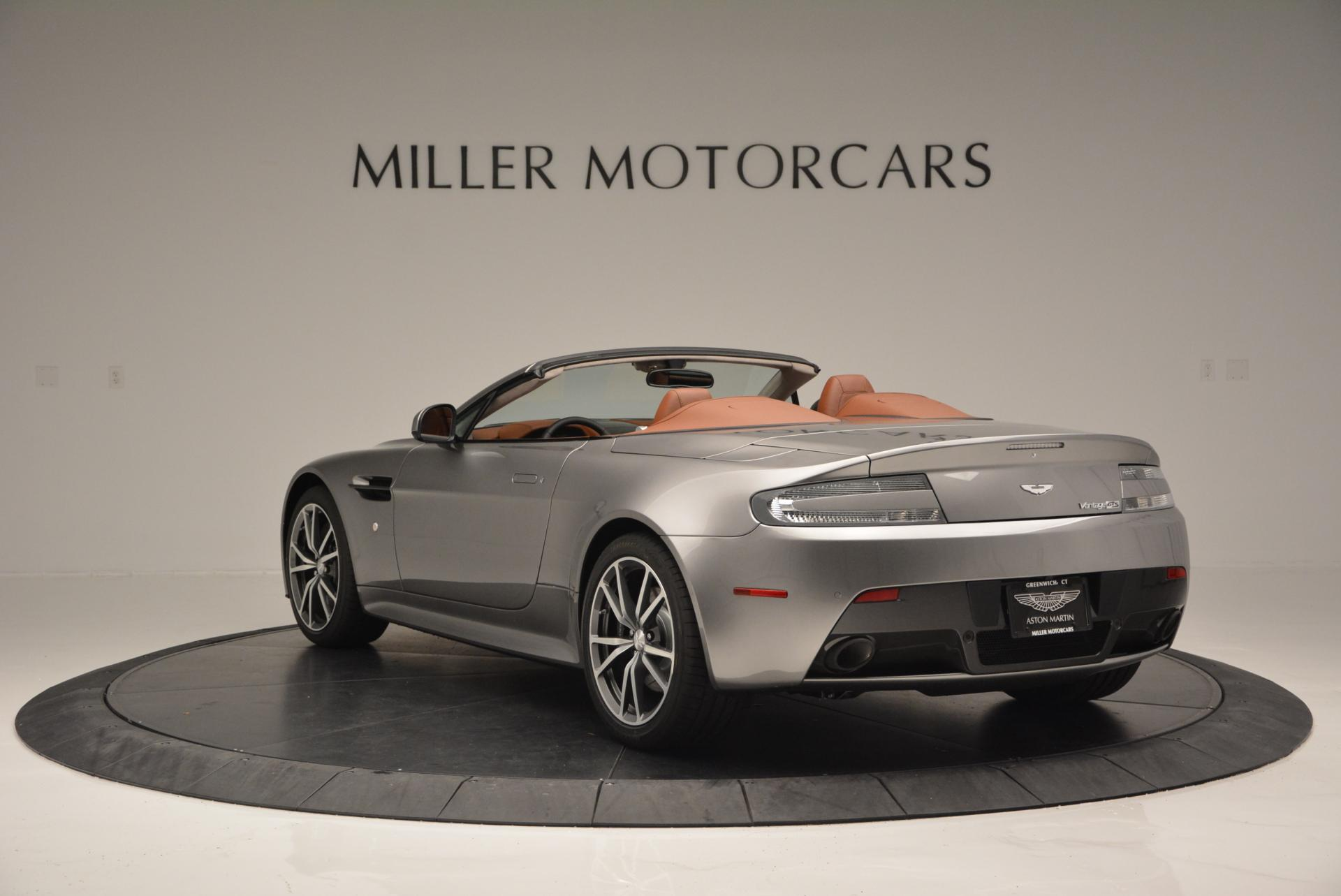 New 2016 Aston Martin V8 Vantage S  For Sale In Greenwich, CT 88_p5
