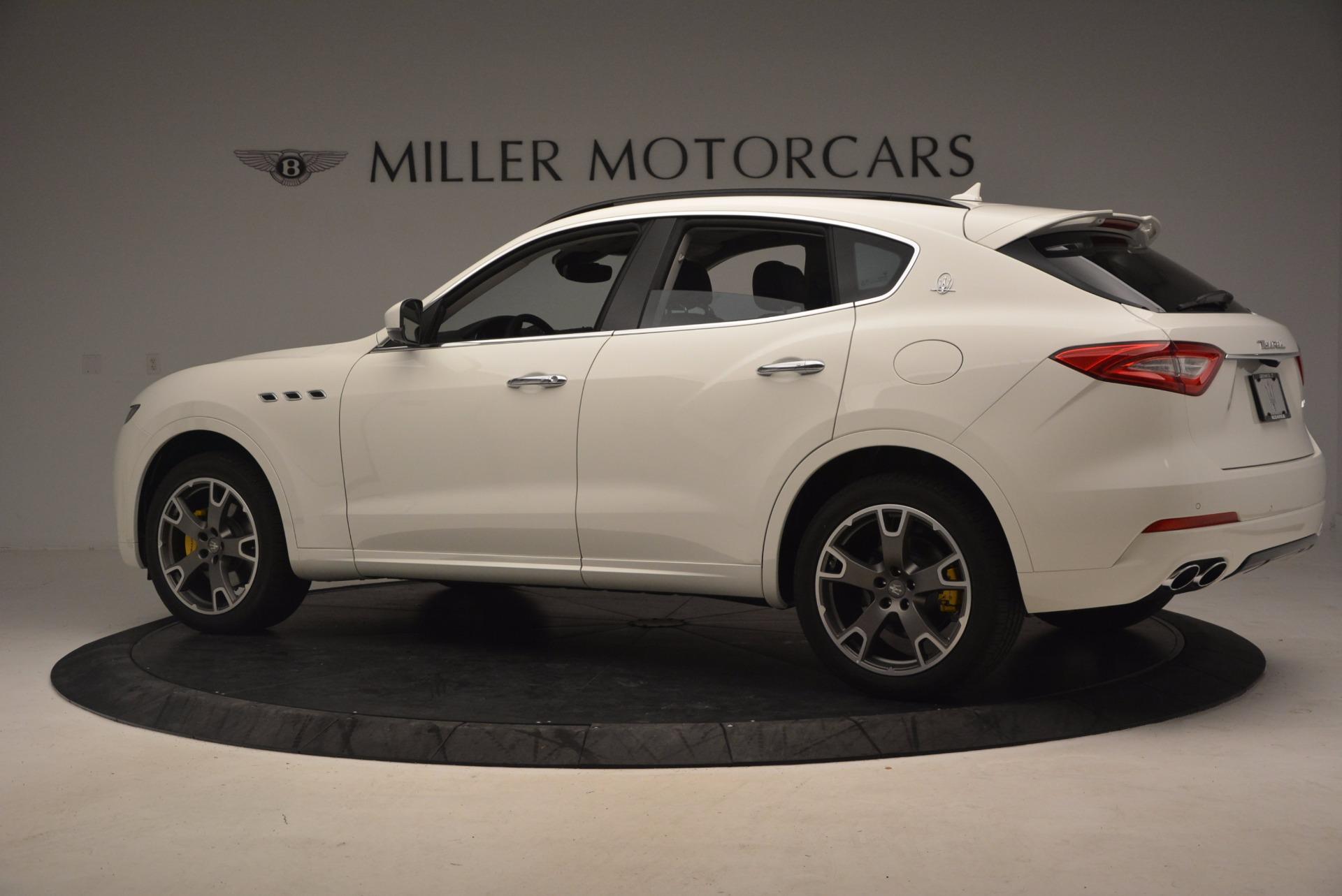 New 2017 Maserati Levante  For Sale In Greenwich, CT 880_p4