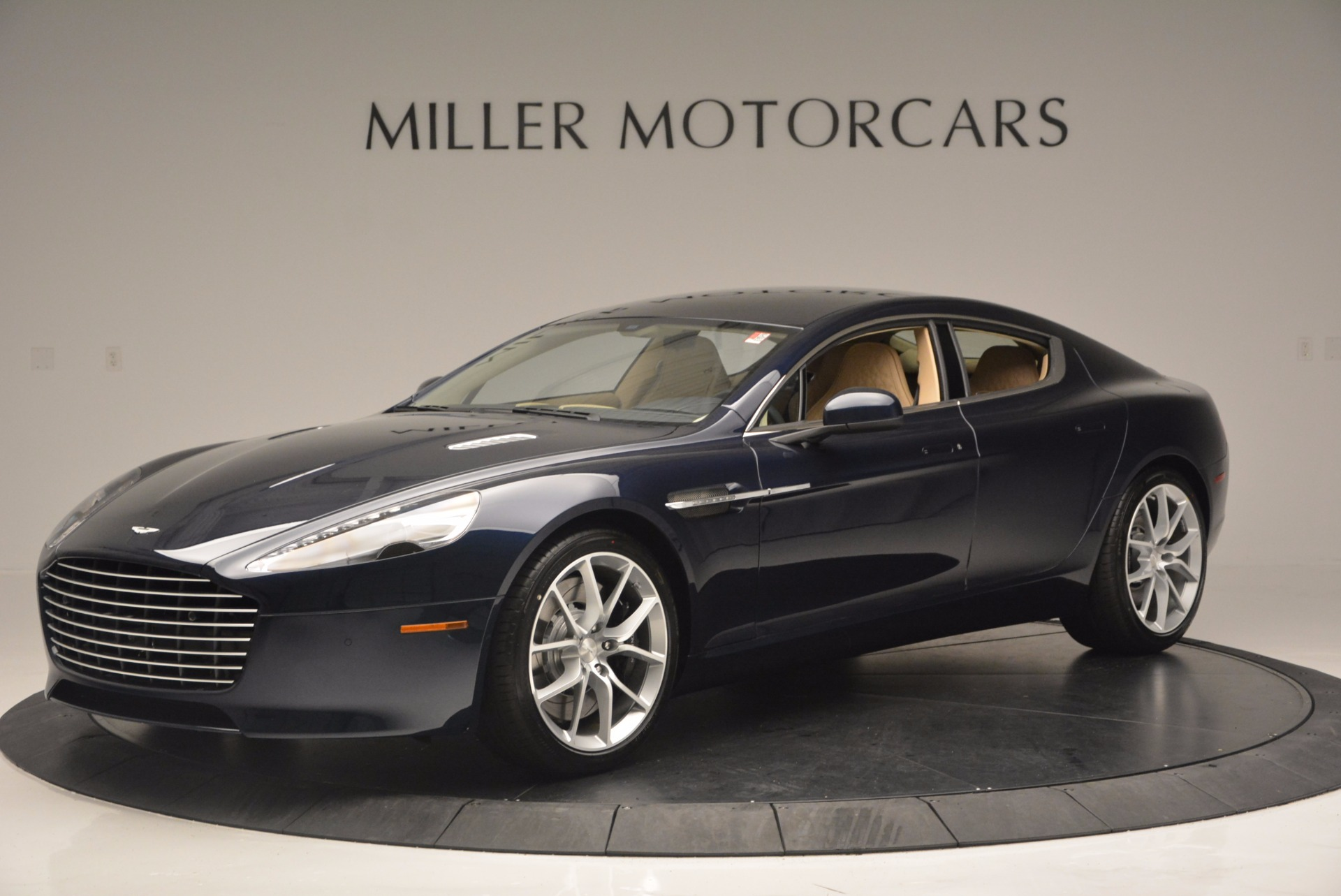 Used 2016 Aston Martin Rapide S  For Sale In Greenwich, CT 881_p2