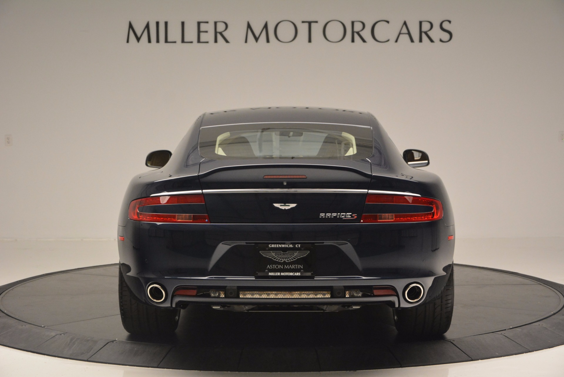 Used 2016 Aston Martin Rapide S  For Sale In Greenwich, CT 881_p6