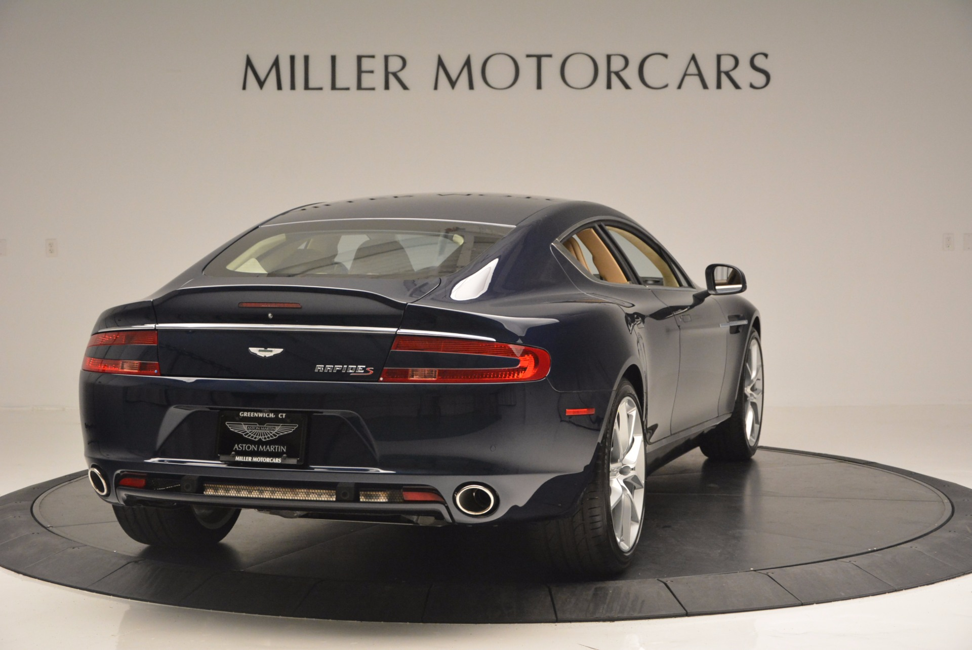 Used 2016 Aston Martin Rapide S  For Sale In Greenwich, CT 881_p7