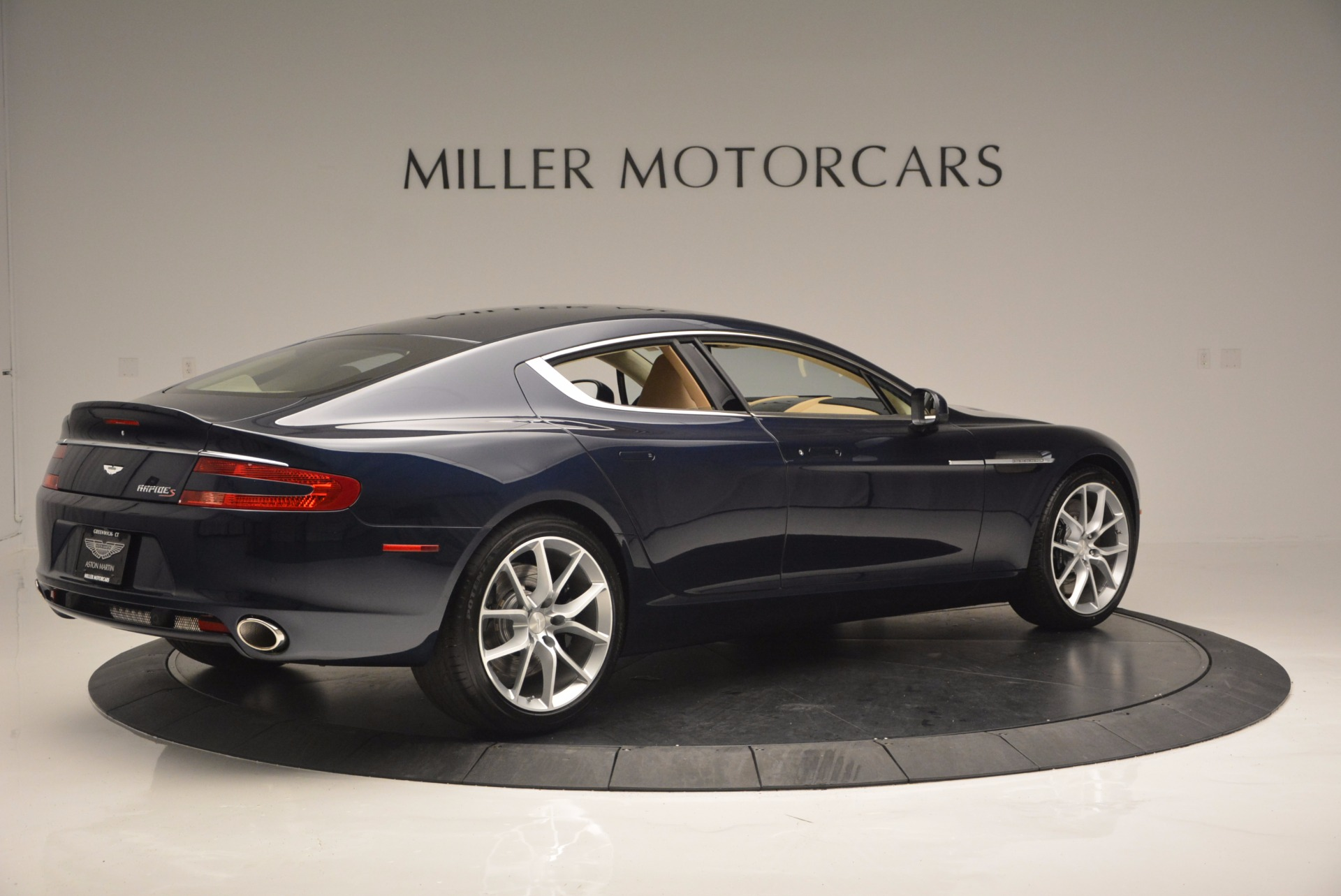 Used 2016 Aston Martin Rapide S  For Sale In Greenwich, CT 881_p8