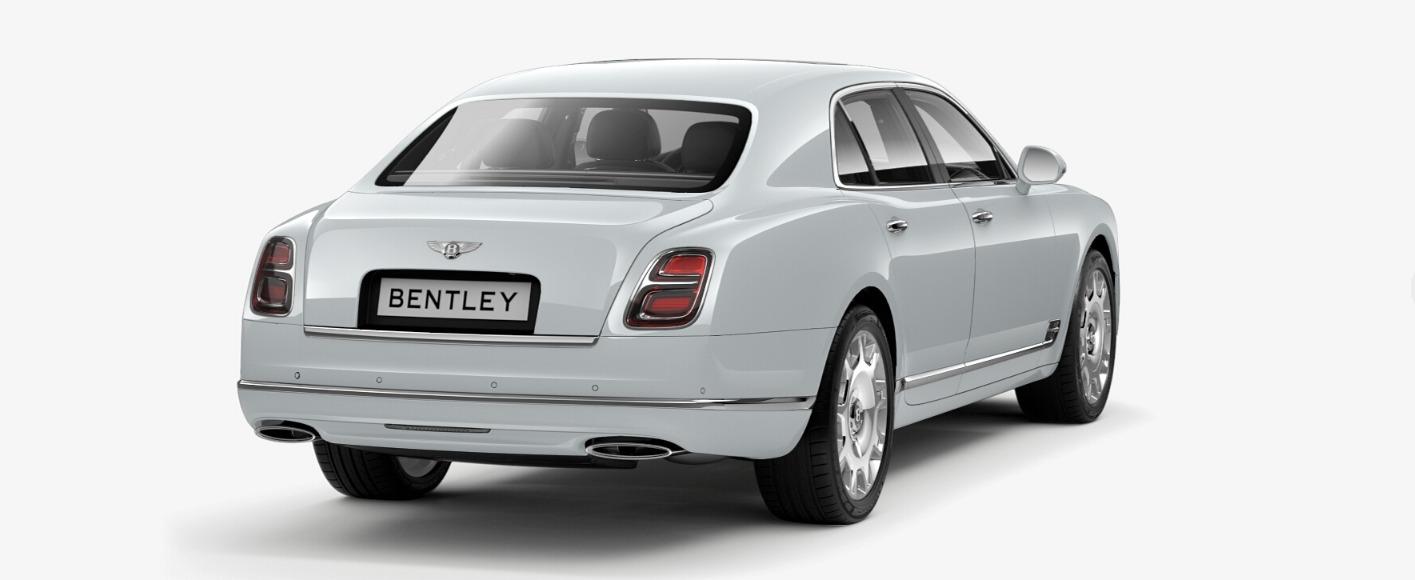 New 2017 Bentley Mulsanne  For Sale In Greenwich, CT 883_p3