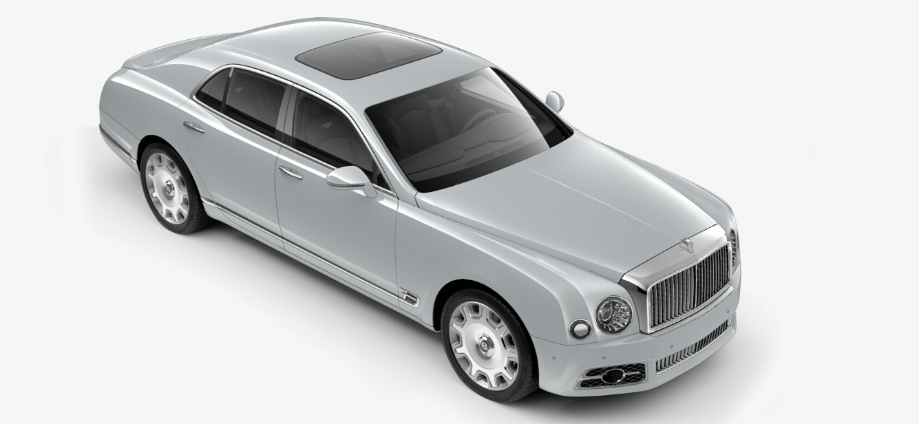 New 2017 Bentley Mulsanne  For Sale In Greenwich, CT 883_p4