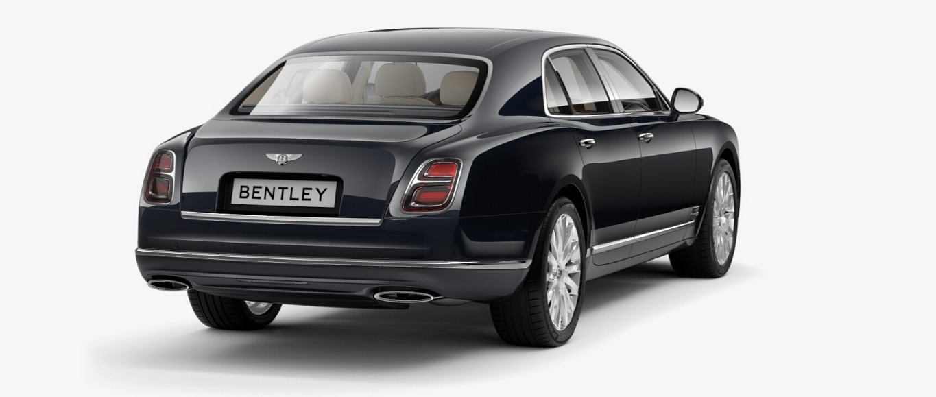 New 2017 Bentley Mulsanne  For Sale In Greenwich, CT 884_p3