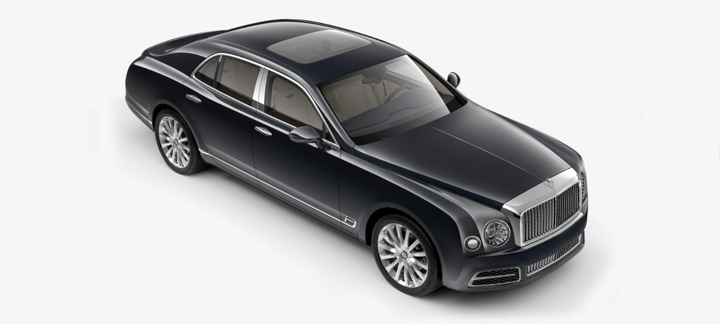New 2017 Bentley Mulsanne  For Sale In Greenwich, CT 884_p4