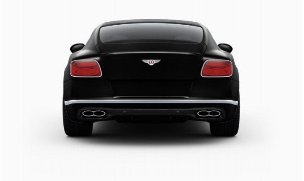 New 2017 Bentley Continental GT V8 For Sale In Greenwich, CT 885_p5