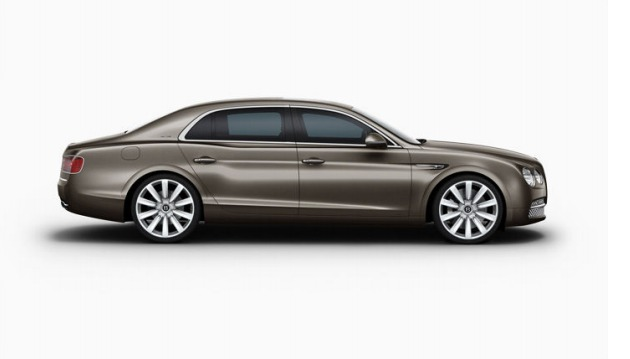 New 2017 Bentley Flying Spur W12 For Sale In Greenwich, CT 886_p3