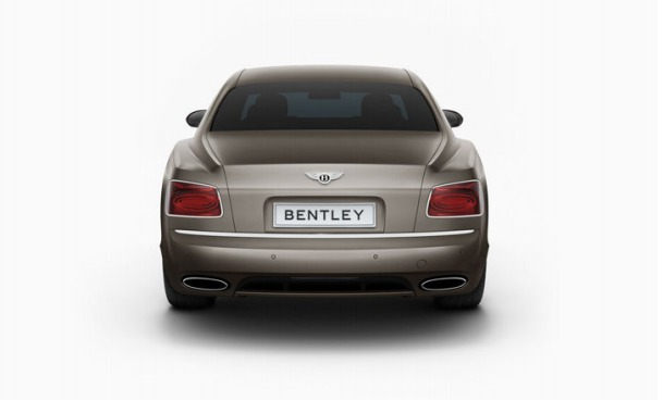 New 2017 Bentley Flying Spur W12 For Sale In Greenwich, CT 886_p5