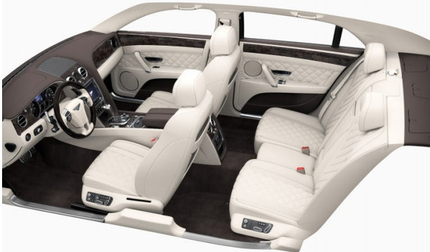 New 2017 Bentley Flying Spur W12 For Sale In Greenwich, CT 886_p7