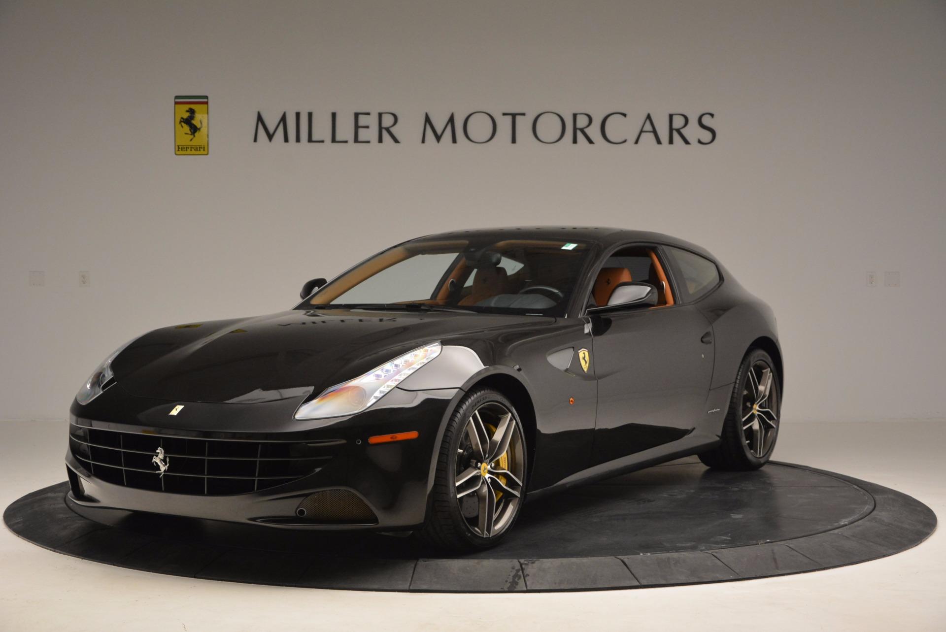 Used 2014 Ferrari FF  For Sale In Greenwich, CT 887_main