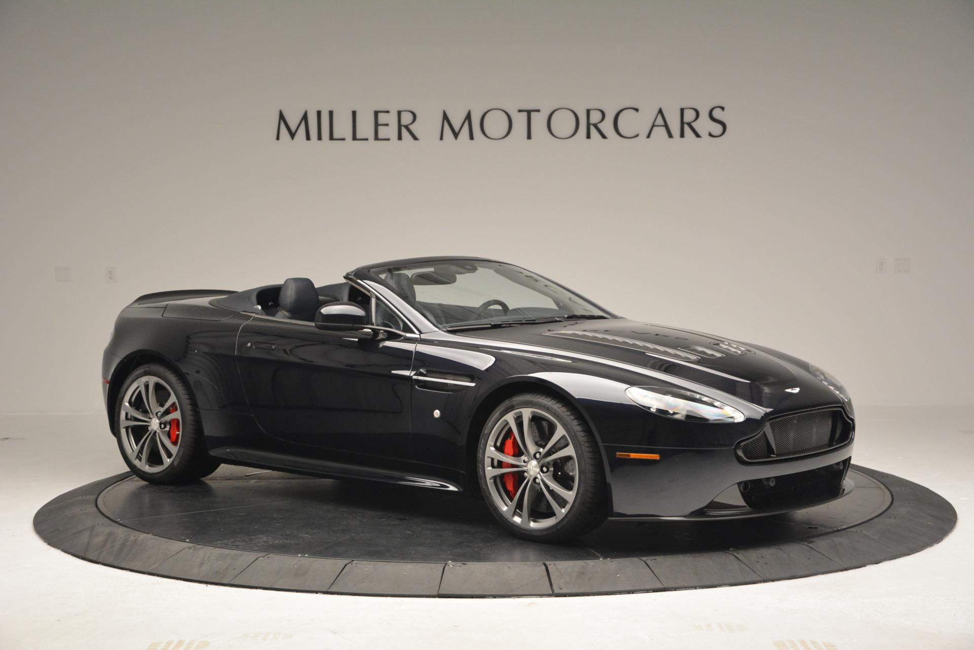 Used 2016 Aston Martin V12 Vantage S Convertible For Sale In Greenwich, CT 89_p10