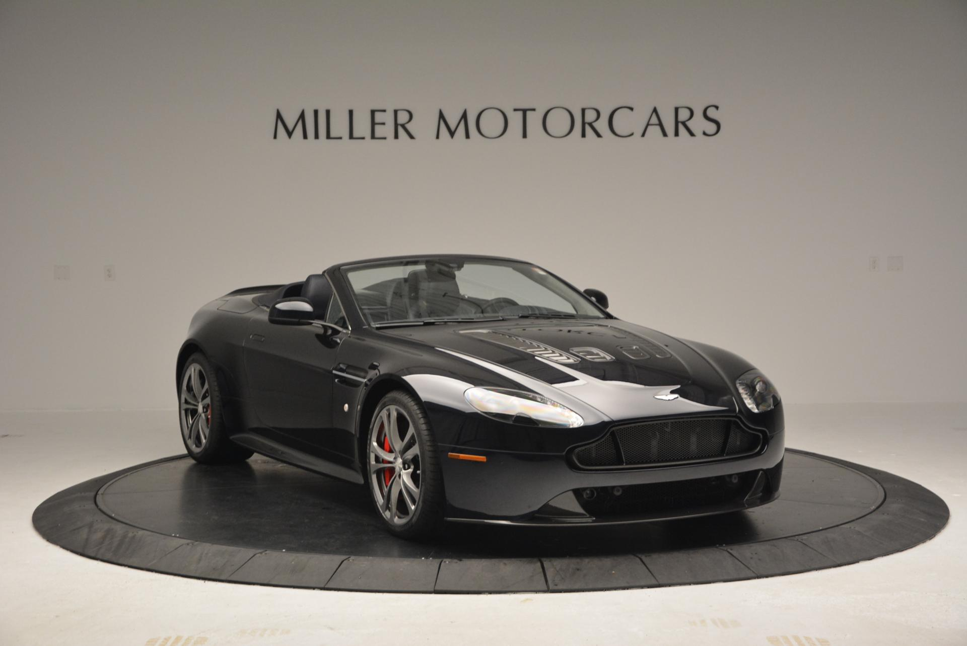 Used 2016 Aston Martin V12 Vantage S Convertible For Sale In Greenwich, CT 89_p11