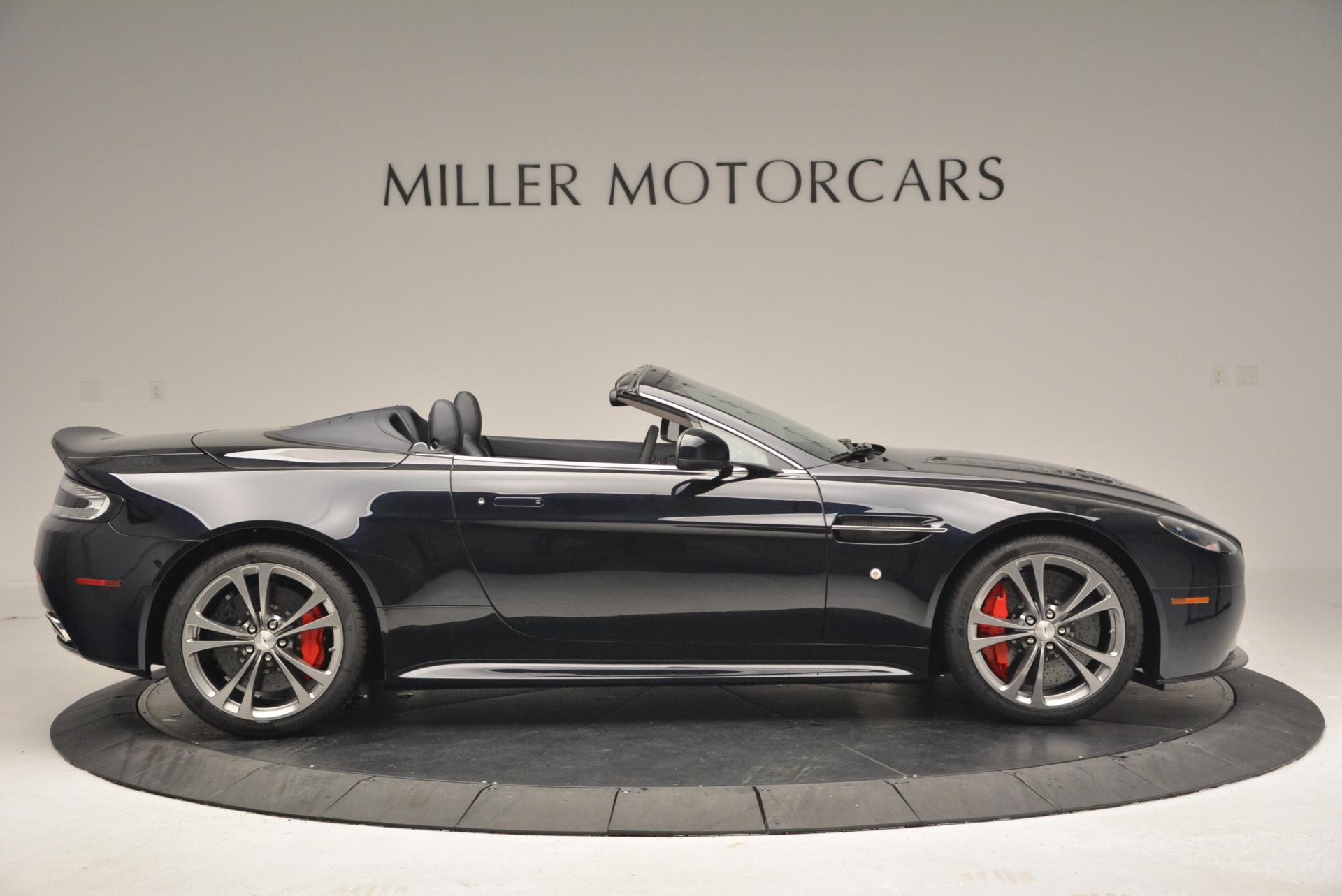 Used 2016 Aston Martin V12 Vantage S Convertible For Sale In Greenwich, CT 89_p9