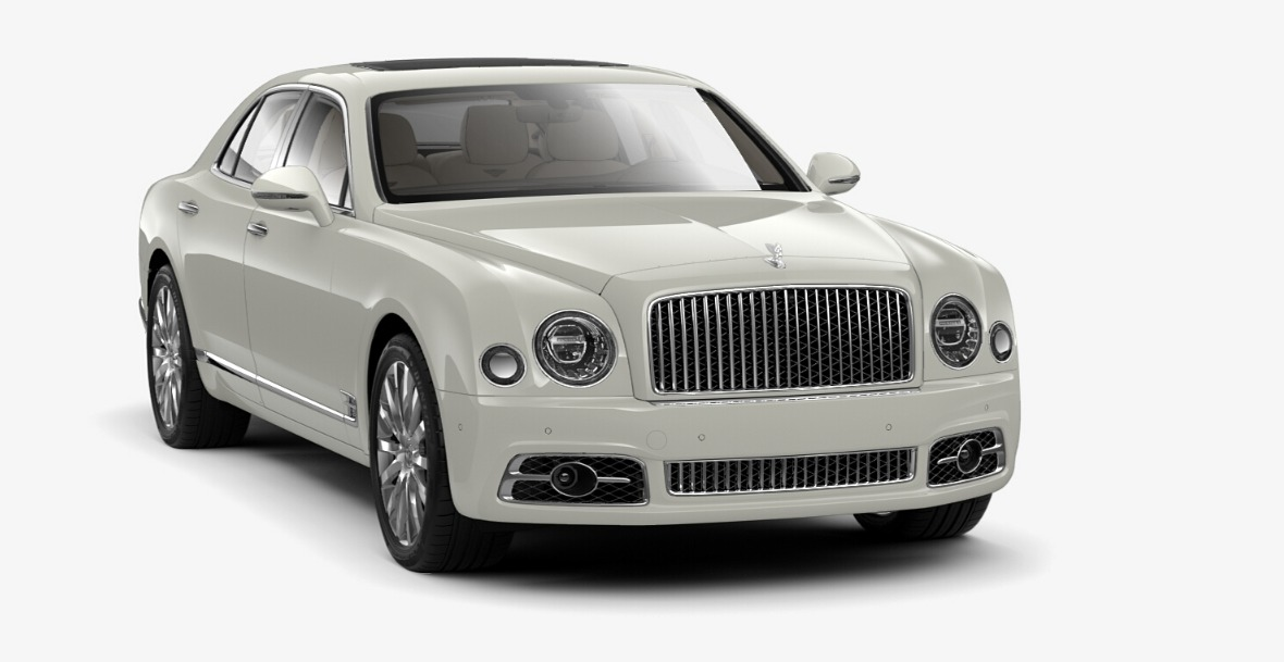 New 2017 Bentley Mulsanne  For Sale In Greenwich, CT 890_main