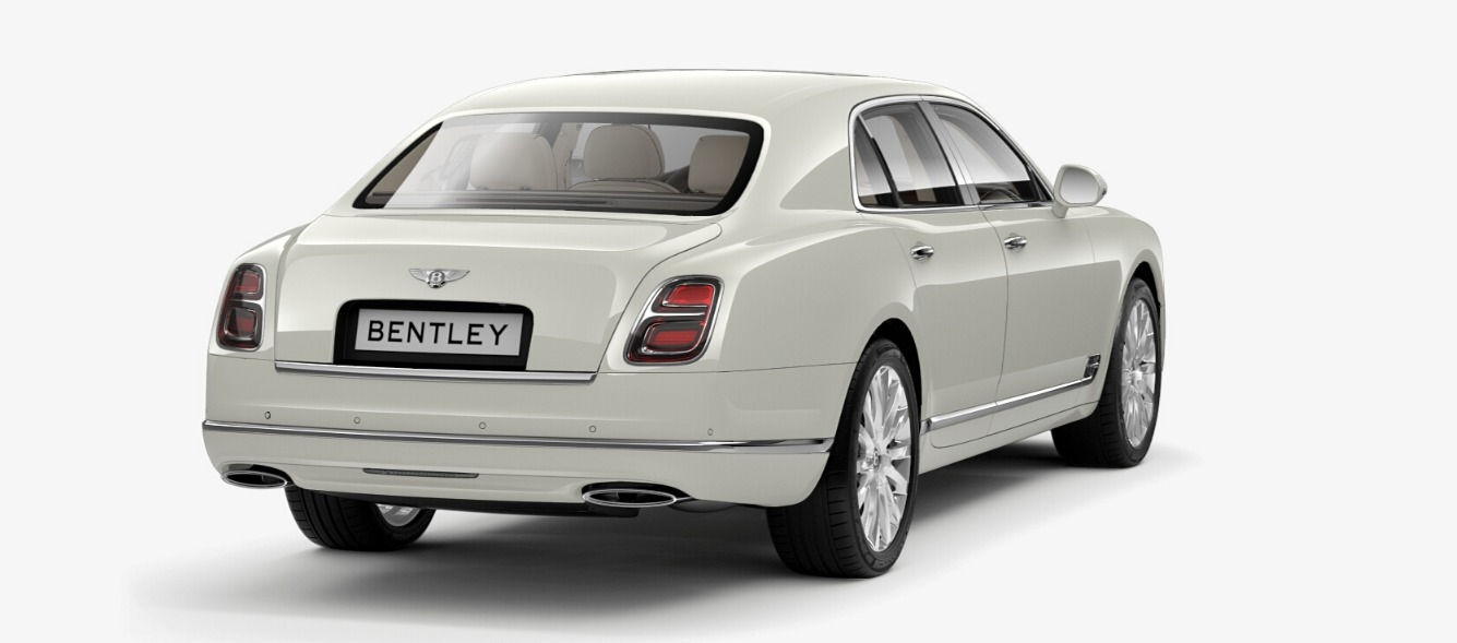 New 2017 Bentley Mulsanne  For Sale In Greenwich, CT 890_p3