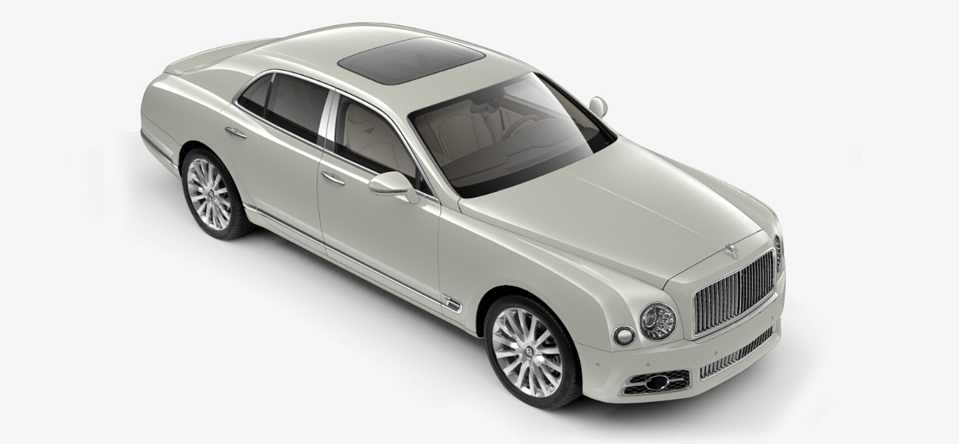 New 2017 Bentley Mulsanne  For Sale In Greenwich, CT 890_p5