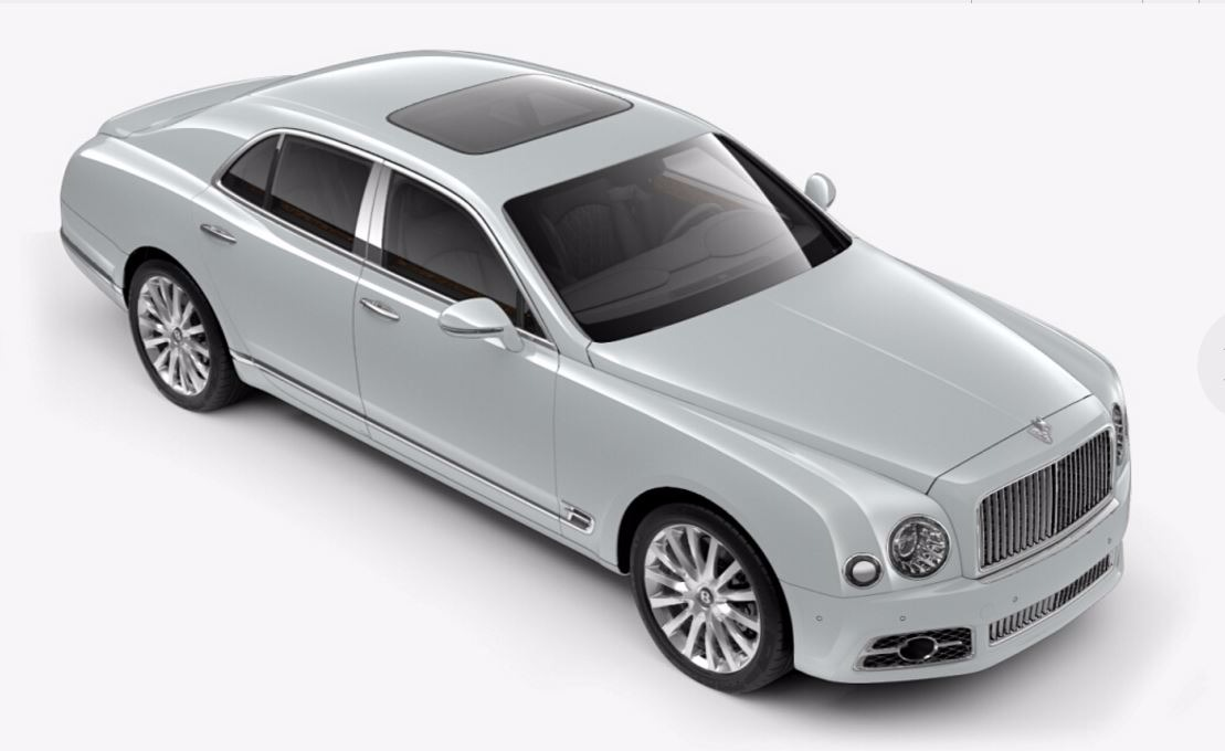 New 2017 Bentley Mulsanne  For Sale In Greenwich, CT 891_p5