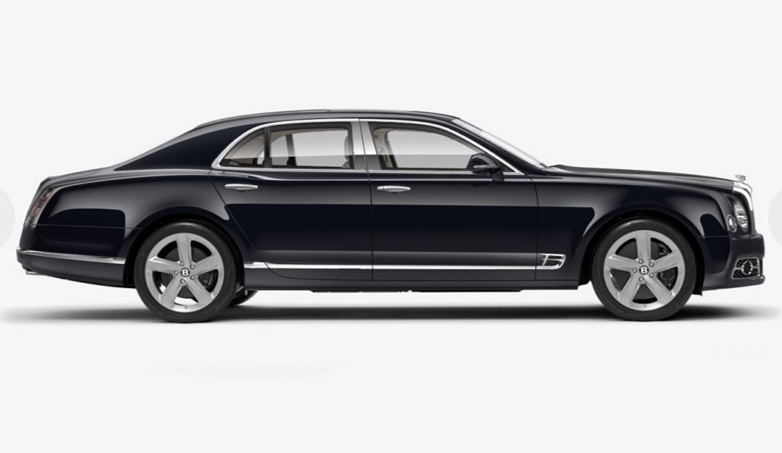 New 2017 Bentley Mulsanne Speed For Sale In Greenwich, CT 893_p2