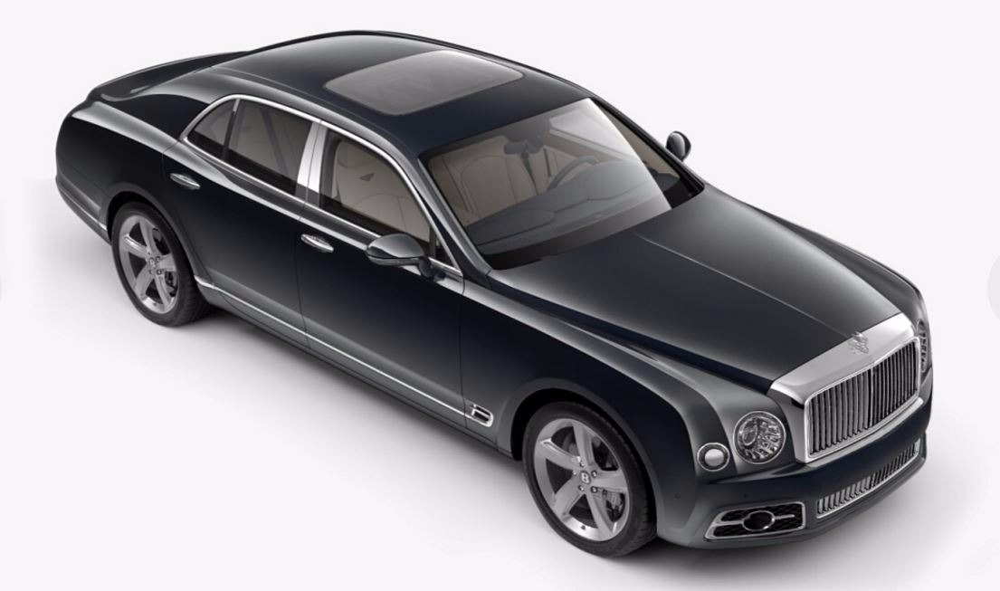 New 2017 Bentley Mulsanne Speed For Sale In Greenwich, CT 893_p5