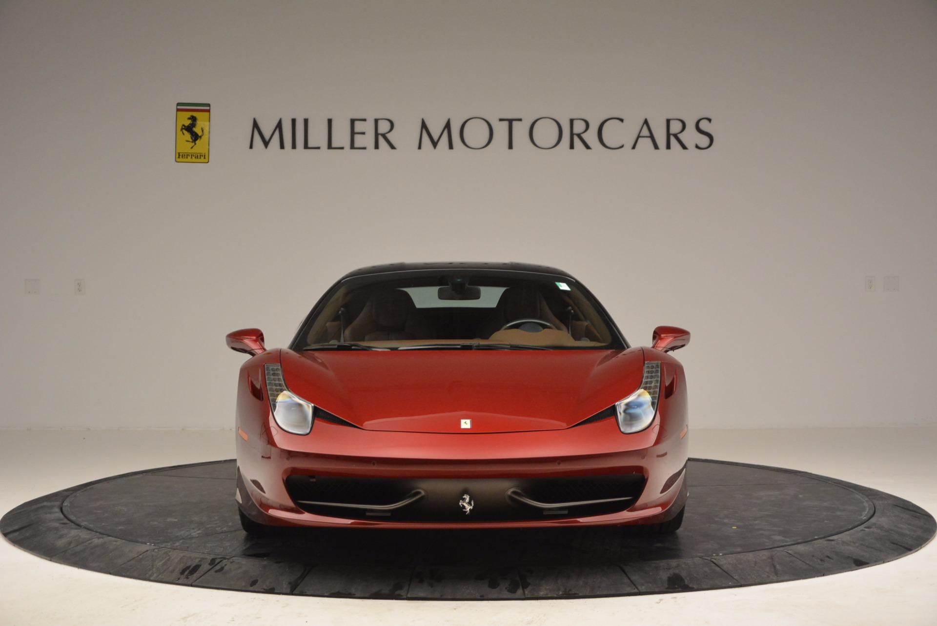 Used 2011 Ferrari 458 Italia  For Sale In Greenwich, CT 899_p12