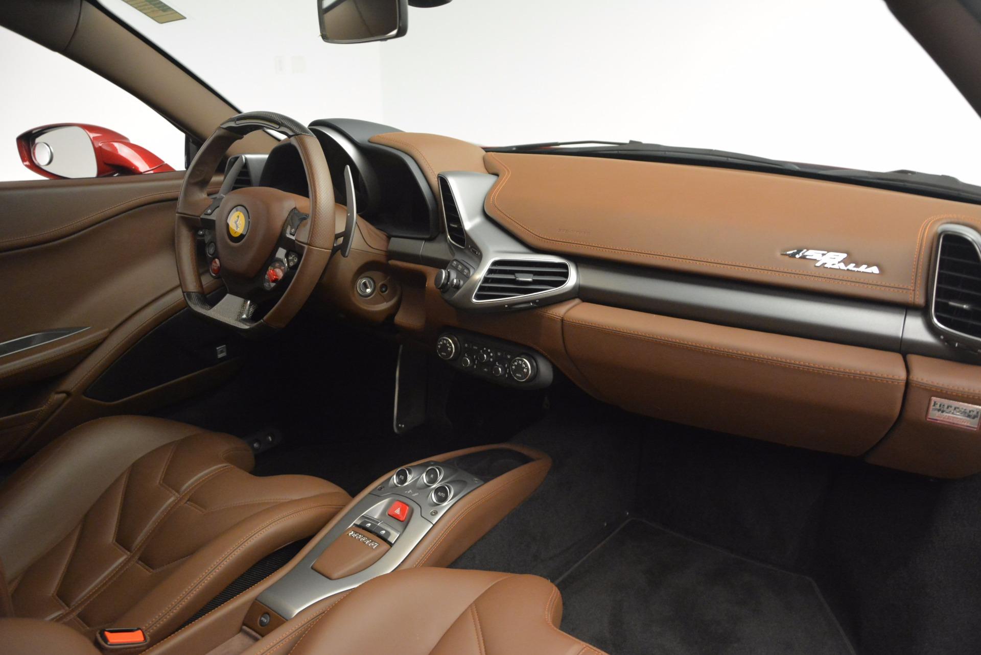 Used 2011 Ferrari 458 Italia  For Sale In Greenwich, CT 899_p17