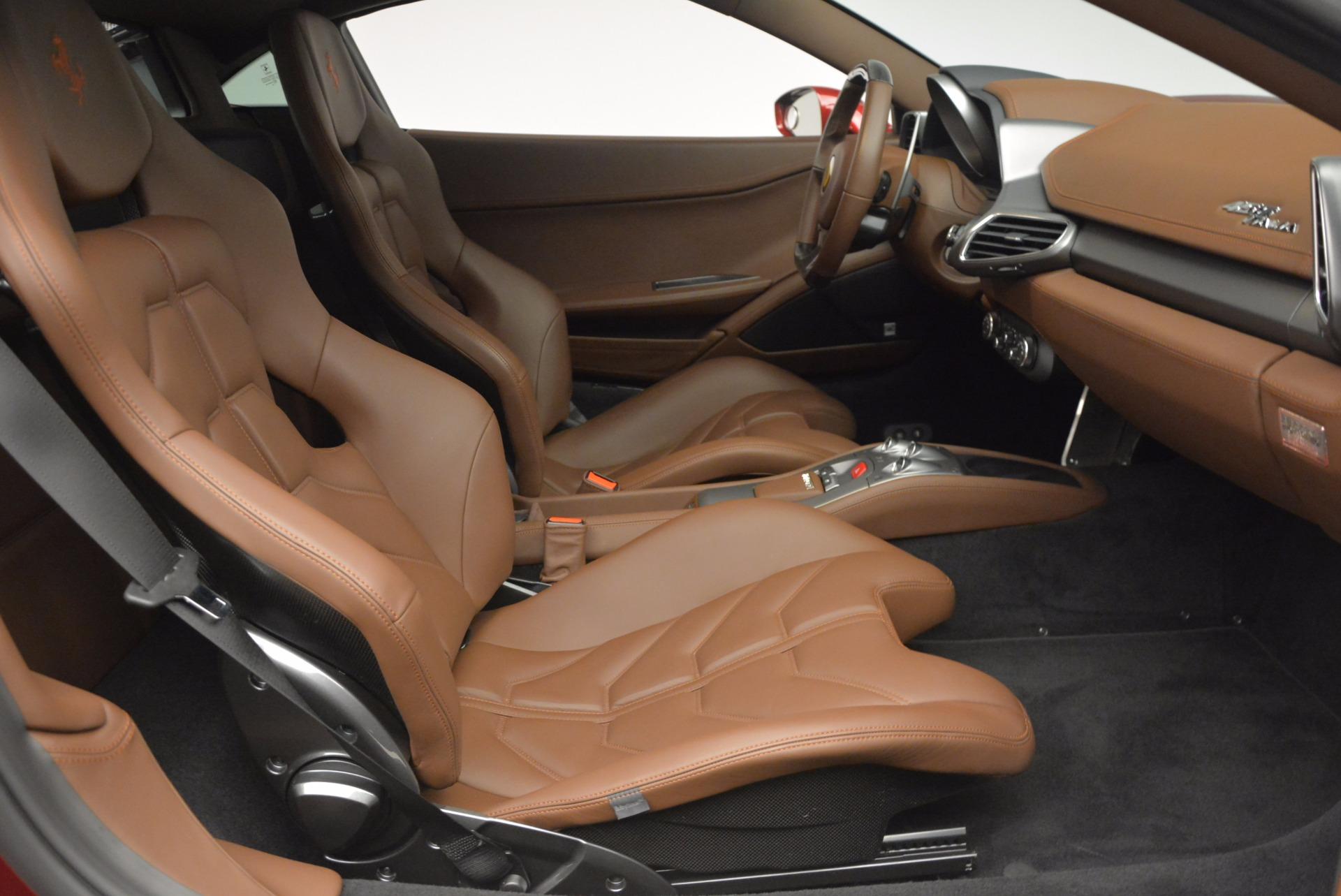 Used 2011 Ferrari 458 Italia  For Sale In Greenwich, CT 899_p18