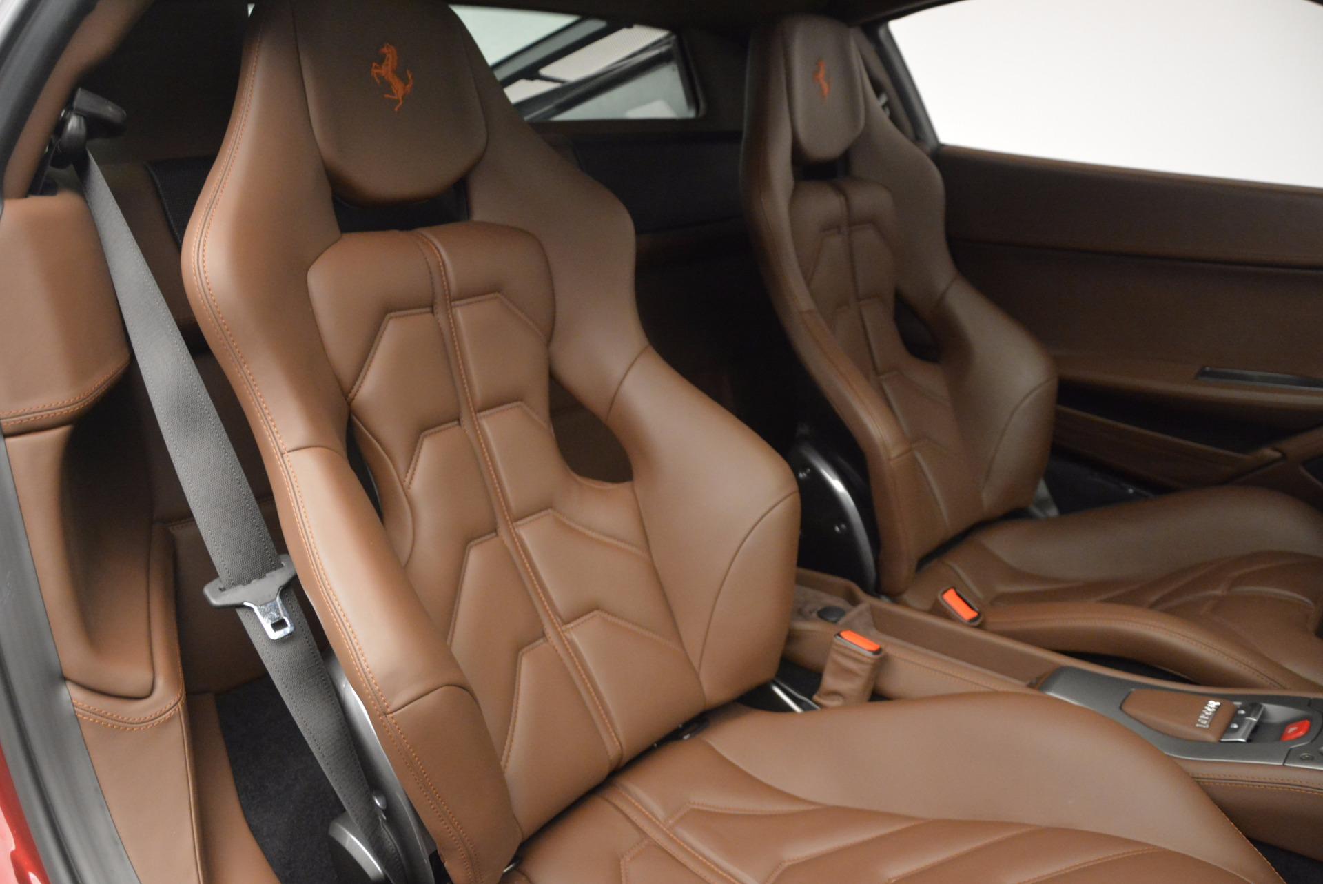 Used 2011 Ferrari 458 Italia  For Sale In Greenwich, CT 899_p19