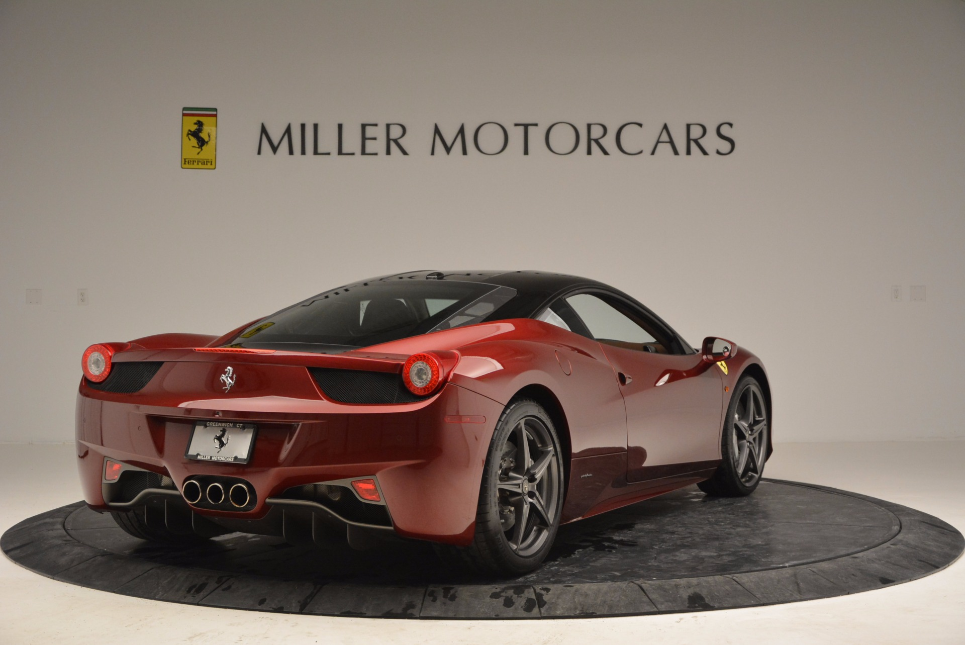 Used 2011 Ferrari 458 Italia  For Sale In Greenwich, CT 899_p7