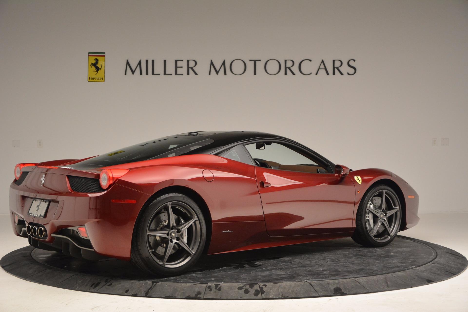 Used 2011 Ferrari 458 Italia  For Sale In Greenwich, CT 899_p8
