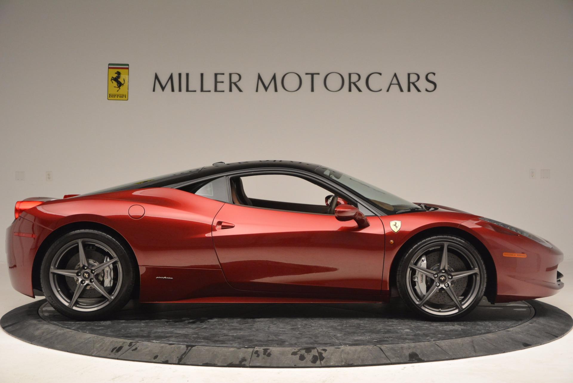 Used 2011 Ferrari 458 Italia  For Sale In Greenwich, CT 899_p9