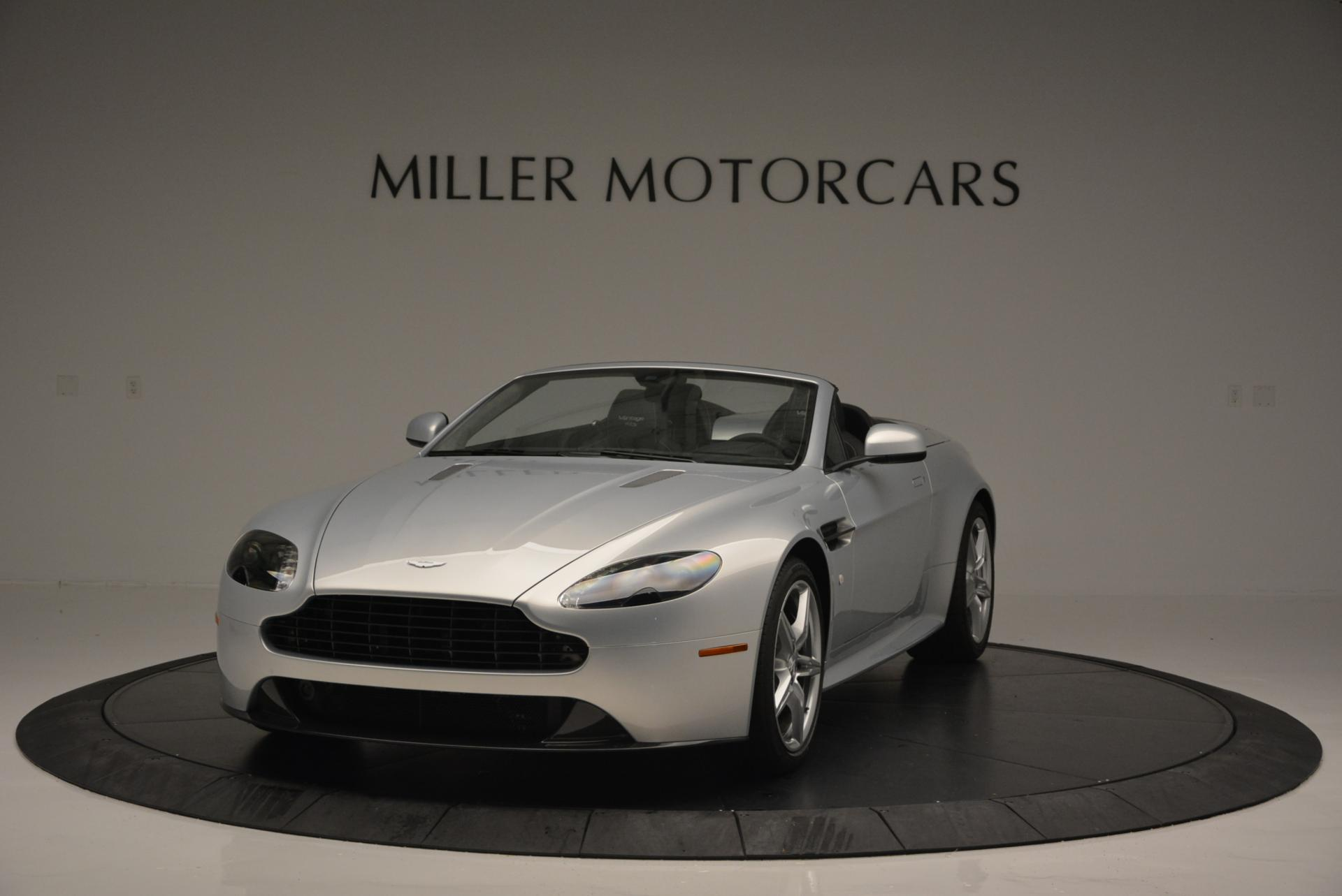 New 2016 Aston Martin V8 Vantage GTS Roadster For Sale In Greenwich, CT 90_main