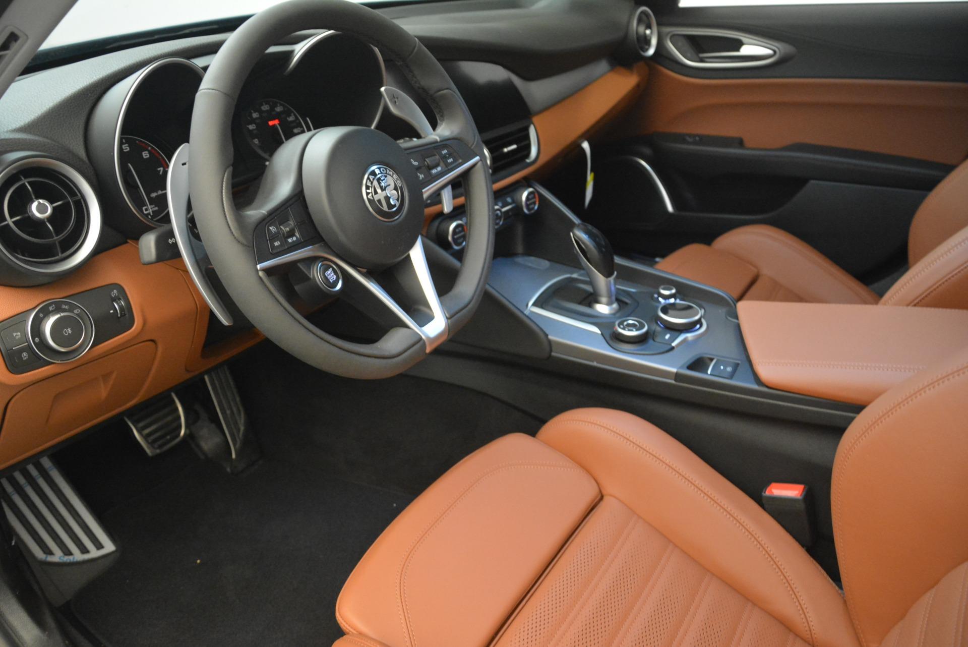 New 2018 Alfa Romeo Giulia Ti Sport Q4 For Sale In Greenwich, CT 901_p13