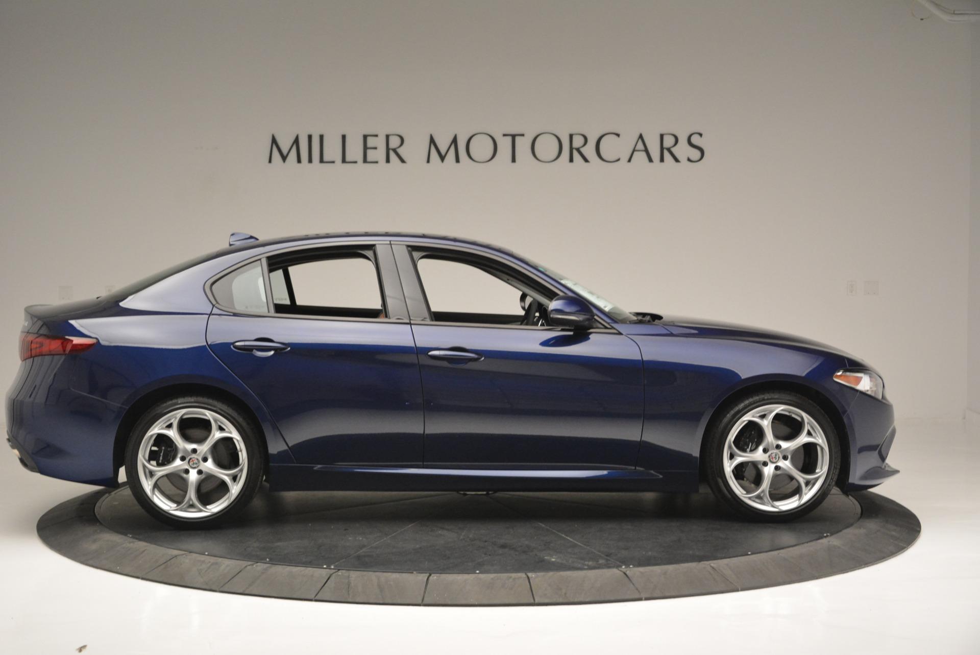 New 2018 Alfa Romeo Giulia Ti Sport Q4 For Sale In Greenwich, CT 901_p9