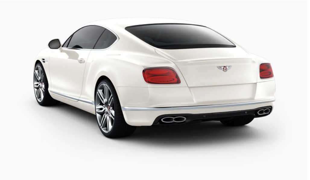 New 2017 Bentley Continental GT V8 For Sale In Greenwich, CT 902_p4