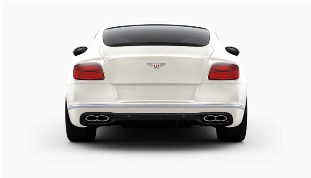 New 2017 Bentley Continental GT V8 For Sale In Greenwich, CT 902_p5