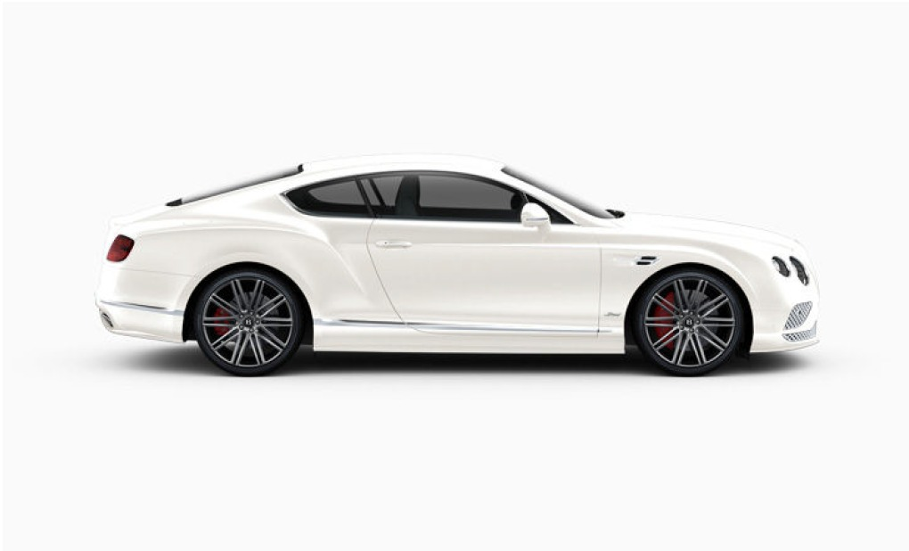 New 2017 Bentley Continental GT Speed For Sale In Greenwich, CT 903_p3