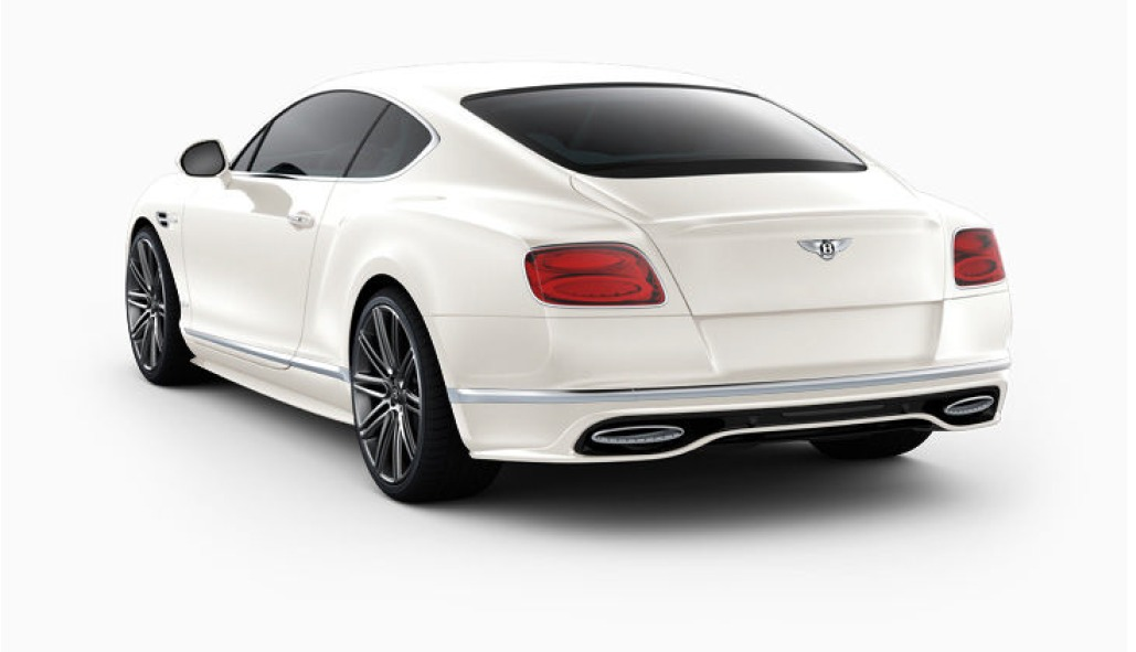 New 2017 Bentley Continental GT Speed For Sale In Greenwich, CT 903_p4