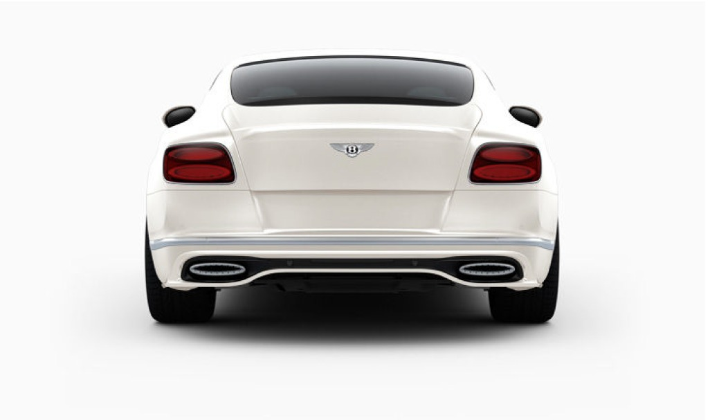 New 2017 Bentley Continental GT Speed For Sale In Greenwich, CT 903_p5